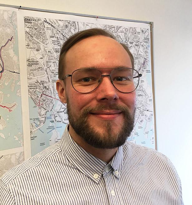 Sakari Metsälampi.