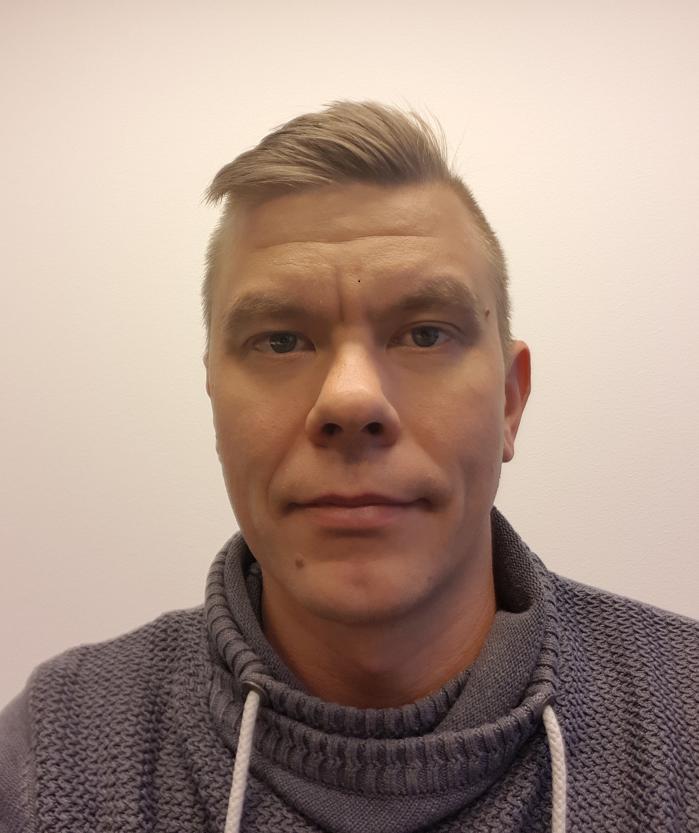 Veli-Matti Aaltosen kasvokuva.